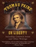 Thomas Paine on Liberty