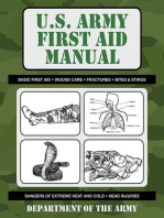 U.S. Army First Aid Manual