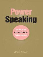 Power Speaking