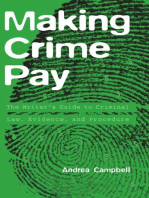 Making Crime Pay