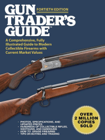 Gun Trader's Guide, Fortieth Edition: A Comprehensive, Fully Illustrated Guide to Modern Collectible Firearms with Current Market Values