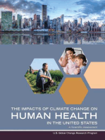Impacts of Climate Change on Human Health in the United States
