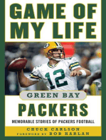 Game of My Life Green Bay Packers