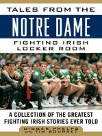 Tales from the Notre Dame Fighting Irish Locker Room