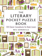 The Literary Pocket Puzzle Book
