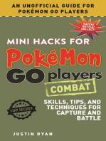 Mini Hacks for Pokémon GO Players