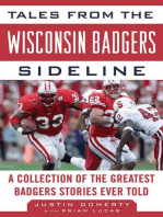 Tales from the Wisconsin Badgers Sideline