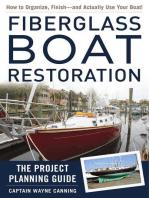 Fiberglass Boat Restoration