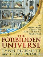 The Forbidden Universe