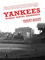 Yankees World Series Memories