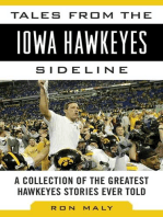 Tales from the Iowa Hawkeyes Sideline