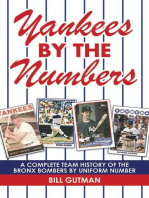 Yankees by the Numbers