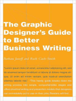 The Graphic Designer's Guide to Better Business Writing