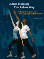 Actor Training the Laban Way