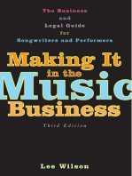 Making It in the Music Business