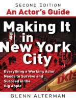 An Actor's Guide—Making It in New York City, Second Edition