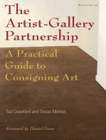 The Artist-Gallery Partnership