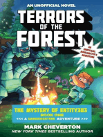 Terrors of the Forest: The Mystery of Entity303 Book One: A Gameknight999 Adventure: An Unofficial Minecrafter's Adventure