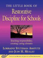The Little Book of Restorative Discipline for Schools