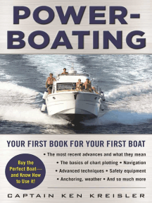 Powerboating: Your First Book for Your First Boat