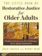 The Little Book of Restorative Justice for Older Adults