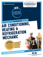 Air Conditioning, Heating and Refrigeration Mechanic