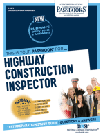 Highway Construction Inspector