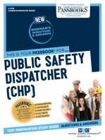 Public Safety Dispatcher, CHP