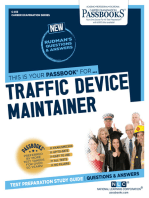 Traffic Device Maintainer