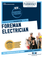 Foreman Electrician