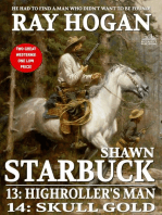 Shawn Starbuck Double Western 7