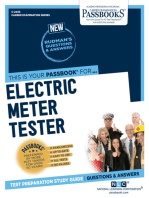 Electric Meter Tester