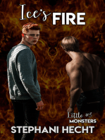 Ice's Fire (Little Monsters #3)
