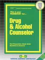Drug & Alcohol Counselor
