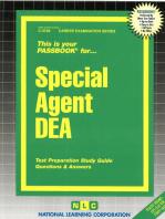 Special Agent DEA