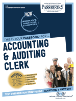 Accounting & Auditing Clerk
