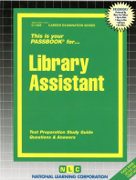 Library Assistant