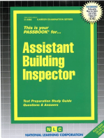 Assistant Building Inspector