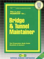 Bridge & Tunnel Maintainer