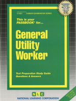 General Utility Worker