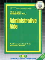 Administrative Aide