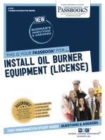 Install Oil Burner Equipment (License)