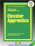 Elevator Apprentice