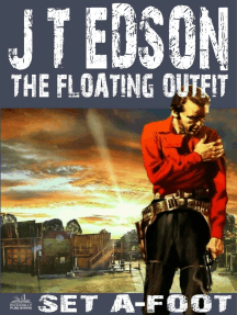 The Floating Outfit 31: Set A-Foot (A Floating Outfit Western)