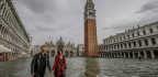 The Death Of Venice? City's Battles With Tourism And Flooding Reach Crisis Level