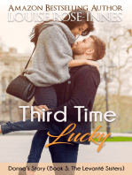 Third Time Lucky (The Levanté Sisters Series - Book 3)