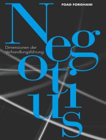 Negotius: Dimensionen der Verhandlungsführung