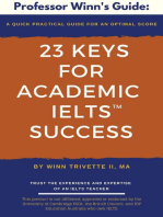 23 Keys for Academic IELTS™ Success