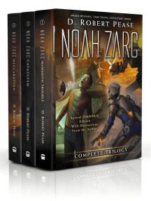 Noah Zarc: Omnibus: Noah Zarc, #4