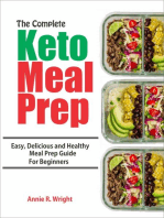 The Complete Keto Meal Prep